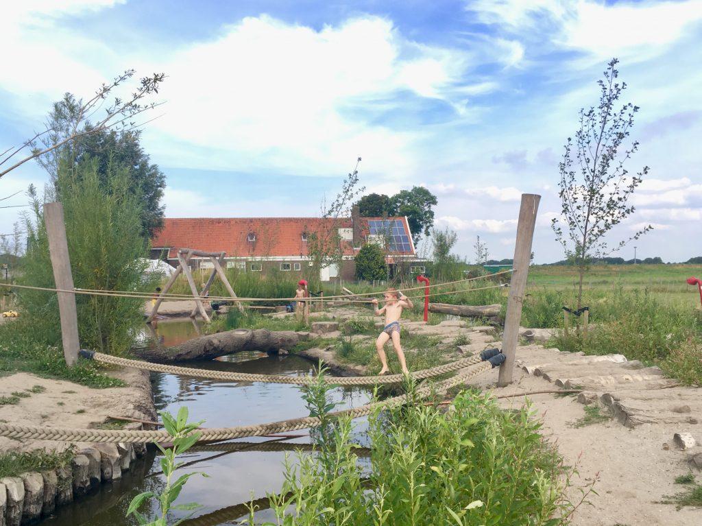 Belevenisboerderij Schieveen Speelnatuur