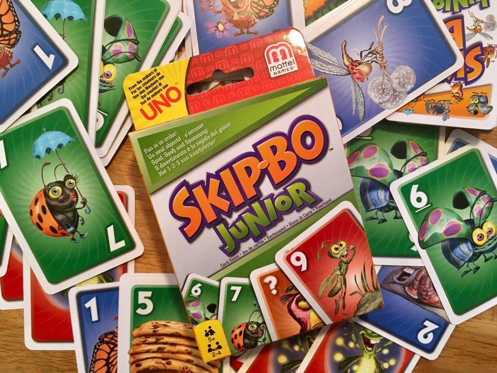 Spelletjes Skipbo