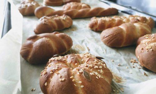Broodjesbakken het resultaat