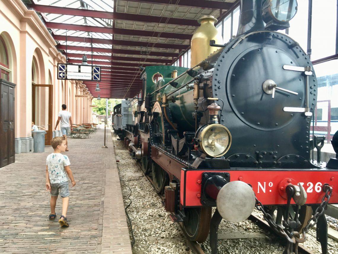 Spoorwegmuseum Leuk Voor Jong En Oud Koelmetkids Nl